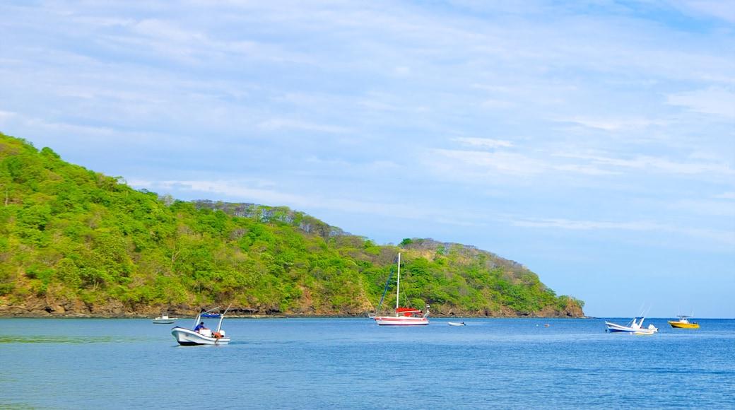 Hermosa Bay Beach which includes general coastal views