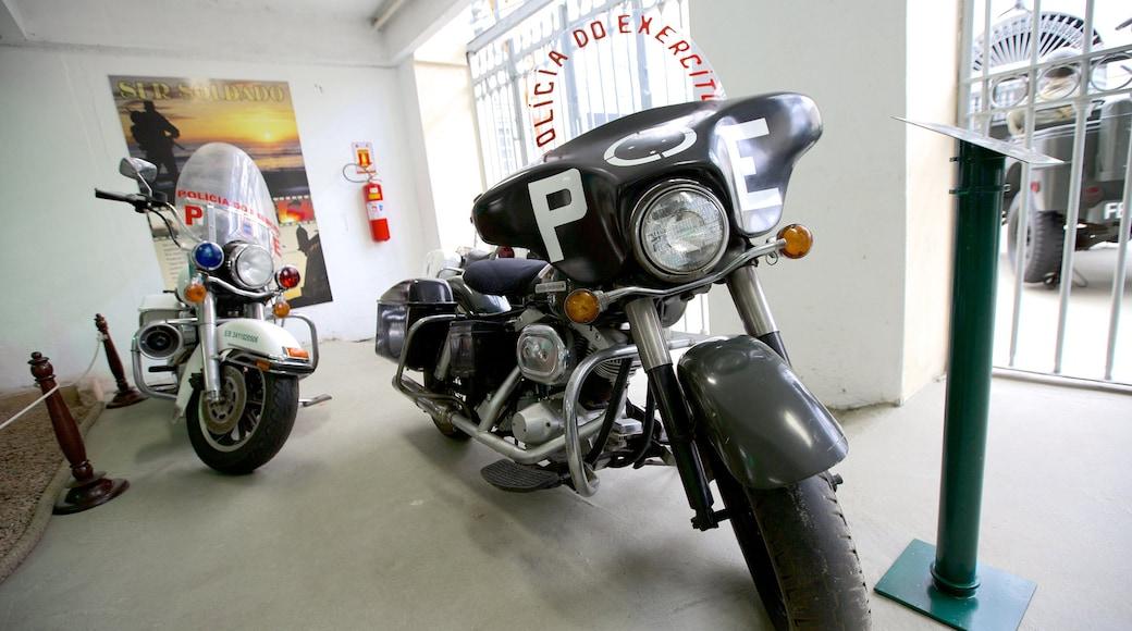 Museu Militar que inclui vistas internas