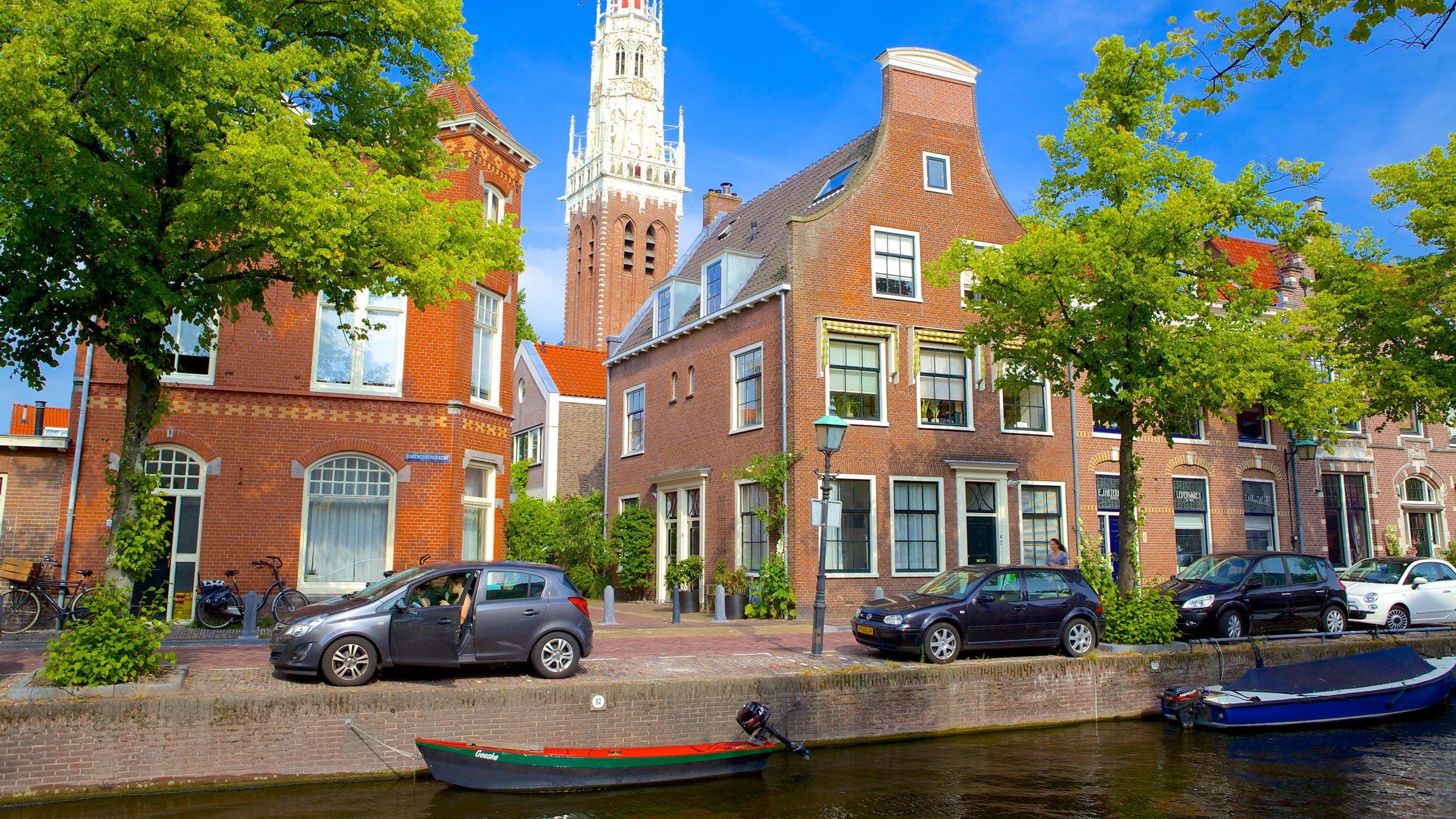 Haarlem, Noord-Holland, Nederland
