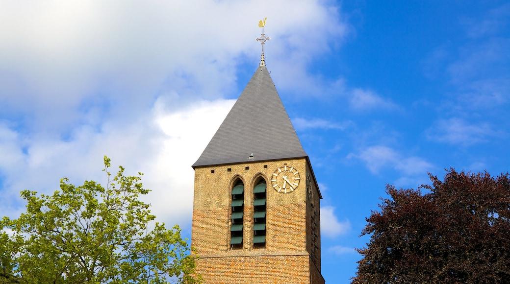 Spijkenisse montrant église ou cathédrale