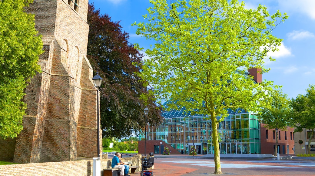 Spijkenisse qui includes scènes de rue