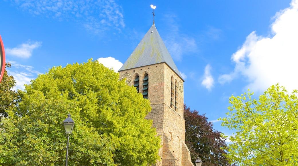 Spijkenisse mettant en vedette église ou cathédrale