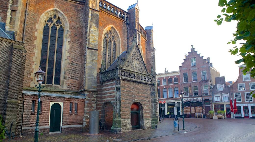Grote Kerk toont straten en historisch erfgoed