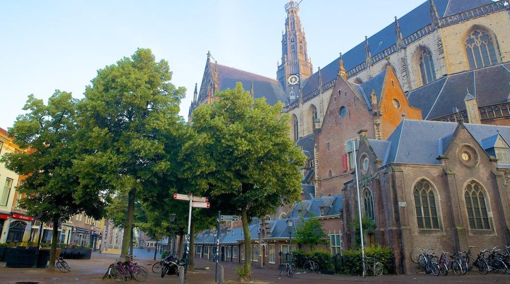 Grote Kerk toont straten