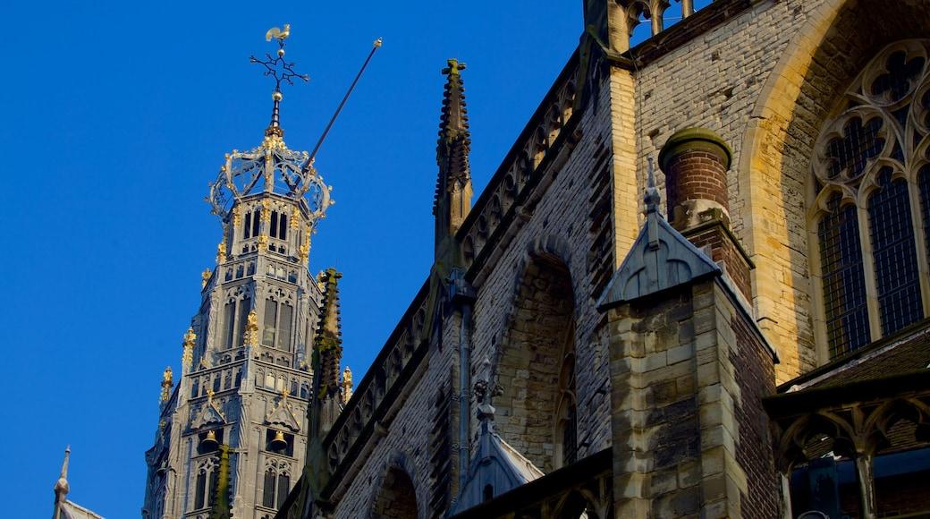 Grote Kerk inclusief historisch erfgoed en historische architectuur