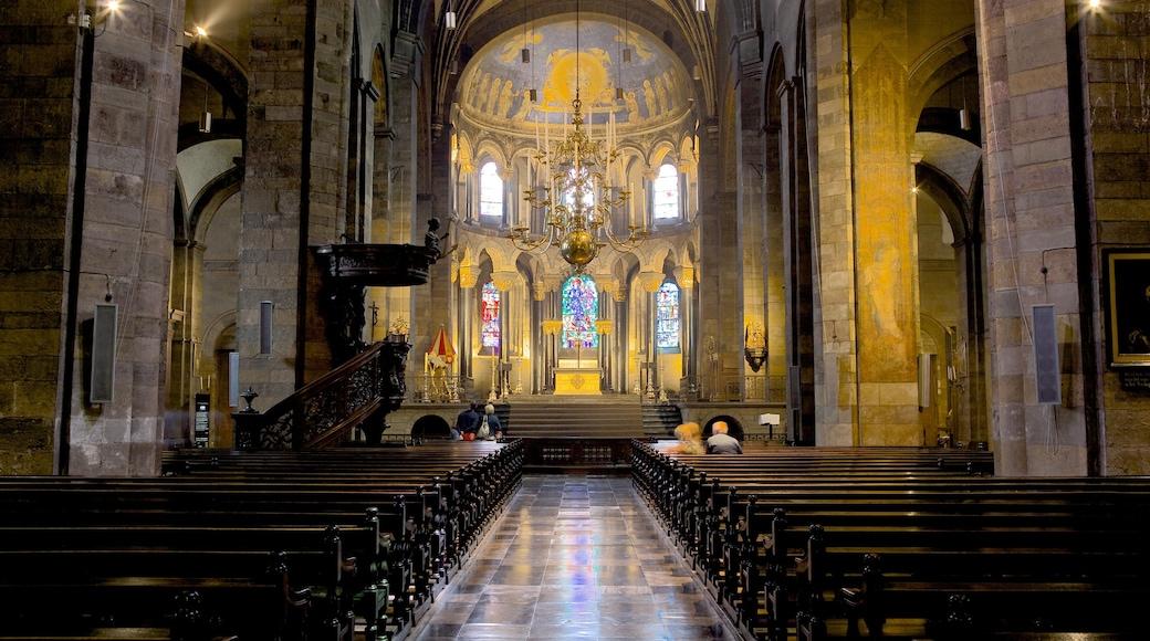 Basilica di Nostra Signora caratteristiche di vista interna, elementi religiosi e chiesa o cattedrale