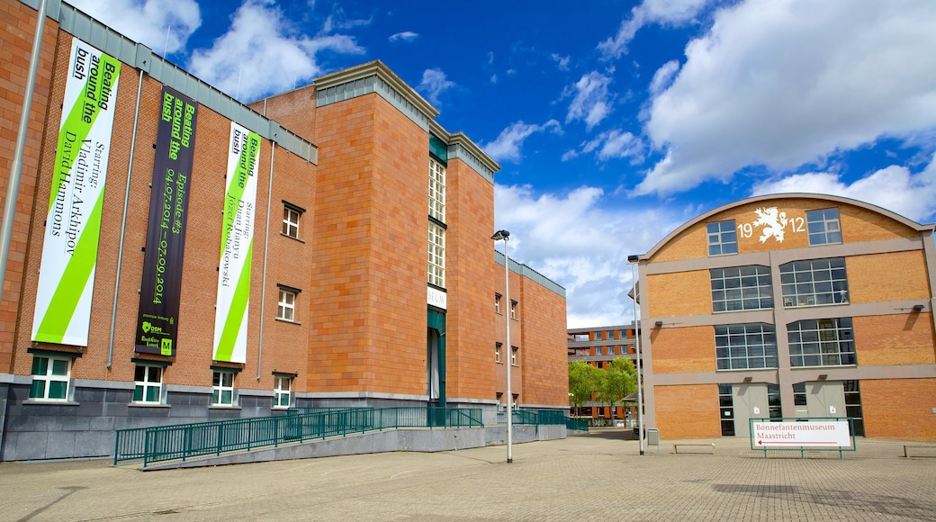 Bonnefantenmuseum inclusief straten