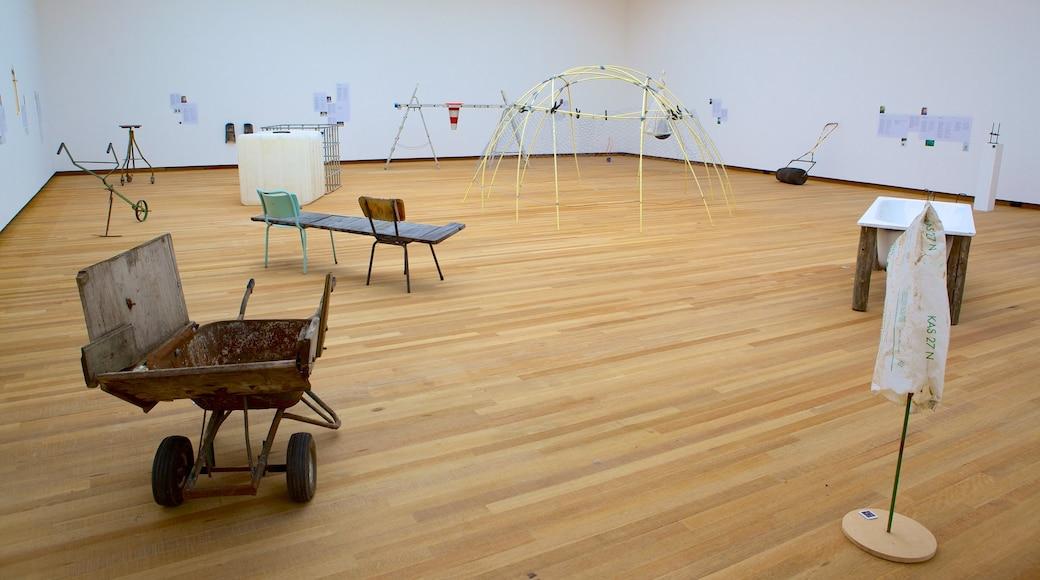 Bonnefantenmuseum inclusief interieur en kunst