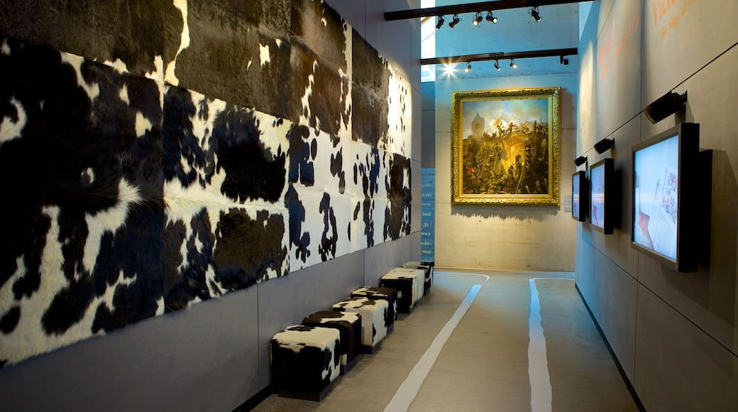 Stedelijk Museum which includes interior views