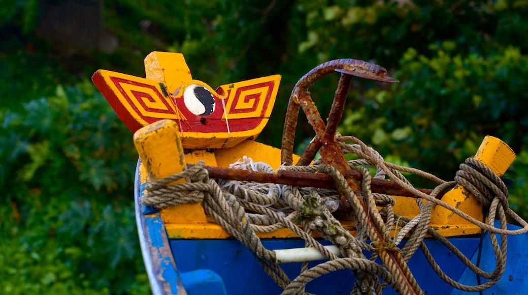 Mui Ne Beach featuring boating
