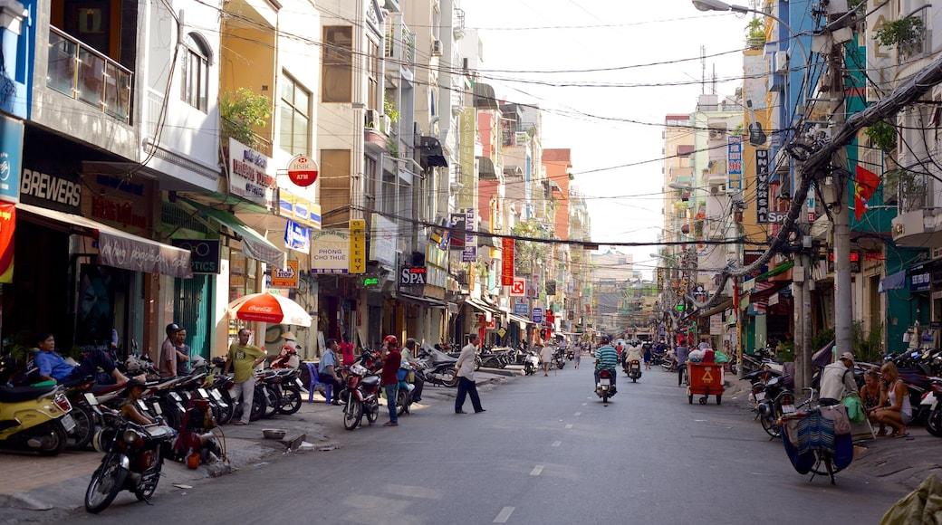 팜응라오 을 특징 거리 풍경 과 도시