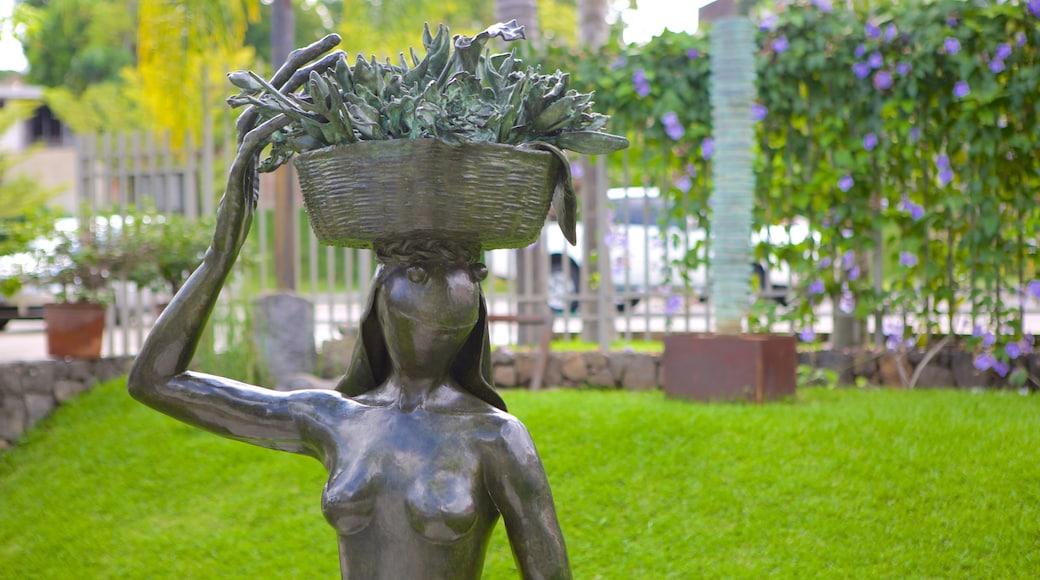พิพิธภัณฑ์ศิลปะเอลซัลวาดอร์ ซึ่งรวมถึง อนุสาวรีย์หรือรูปปั้น