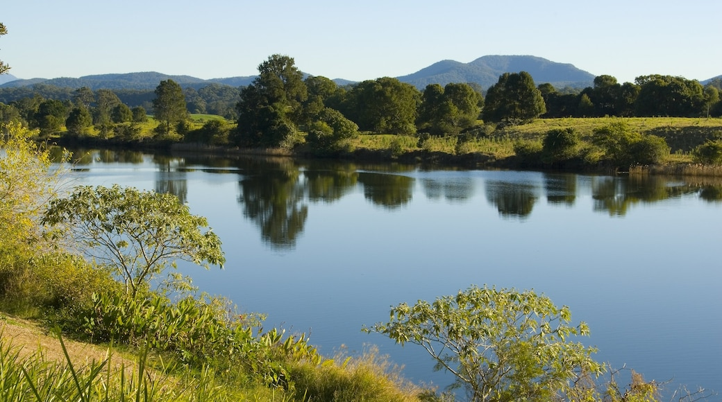 Port Macquarie featuring landscape views and a river or creek