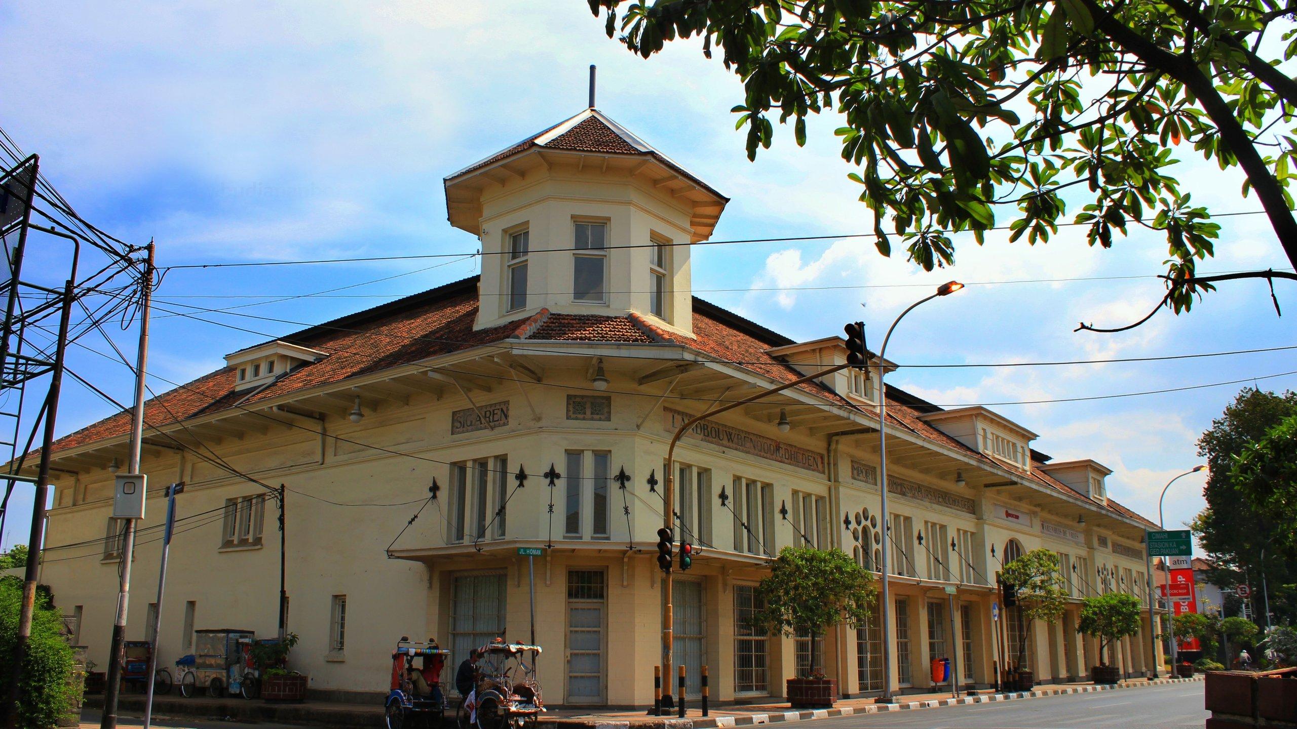 Bandung, West-Java, Indonesien