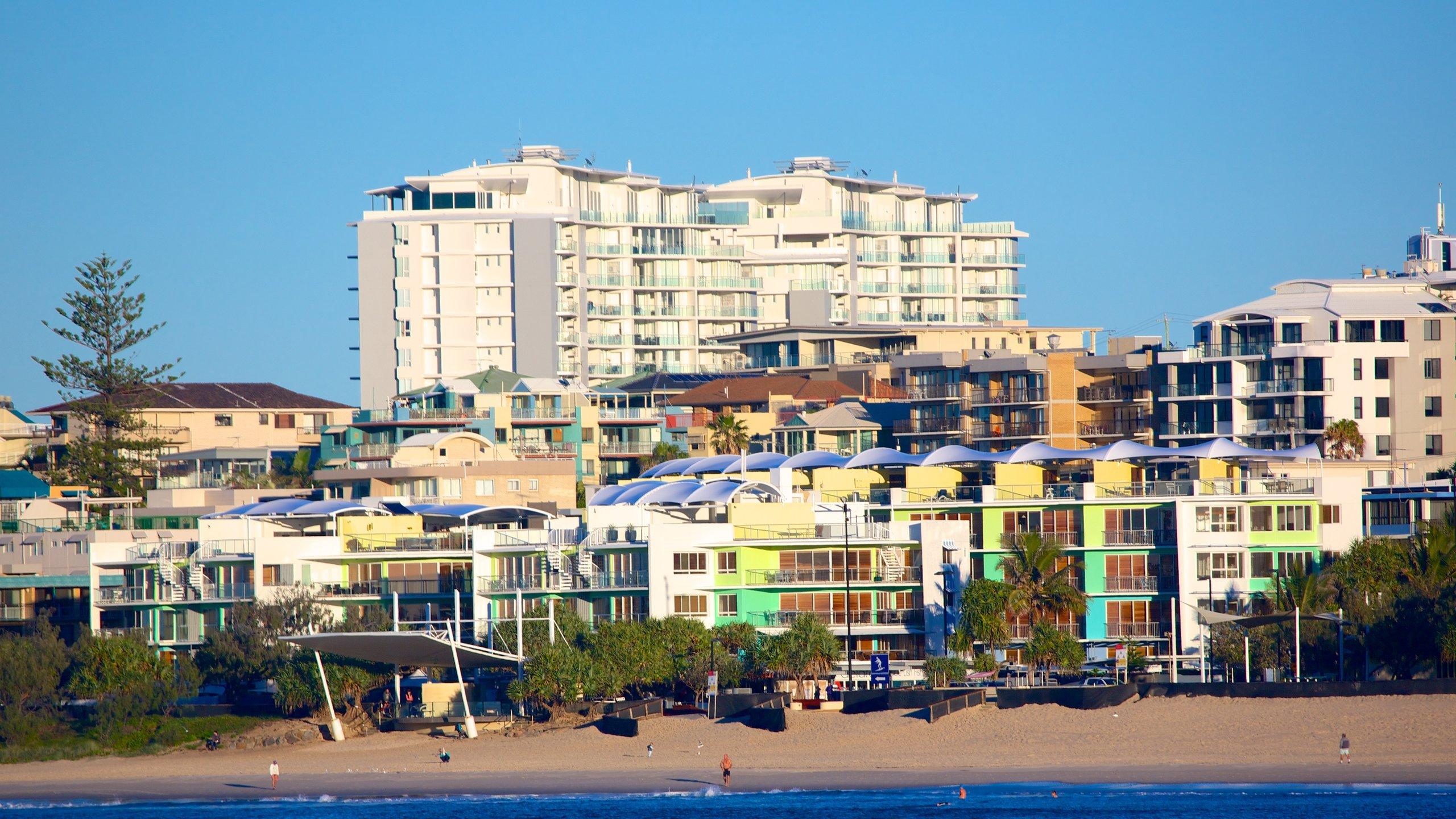 Kings Beach, Sunshine Coast, Queensland, Australia