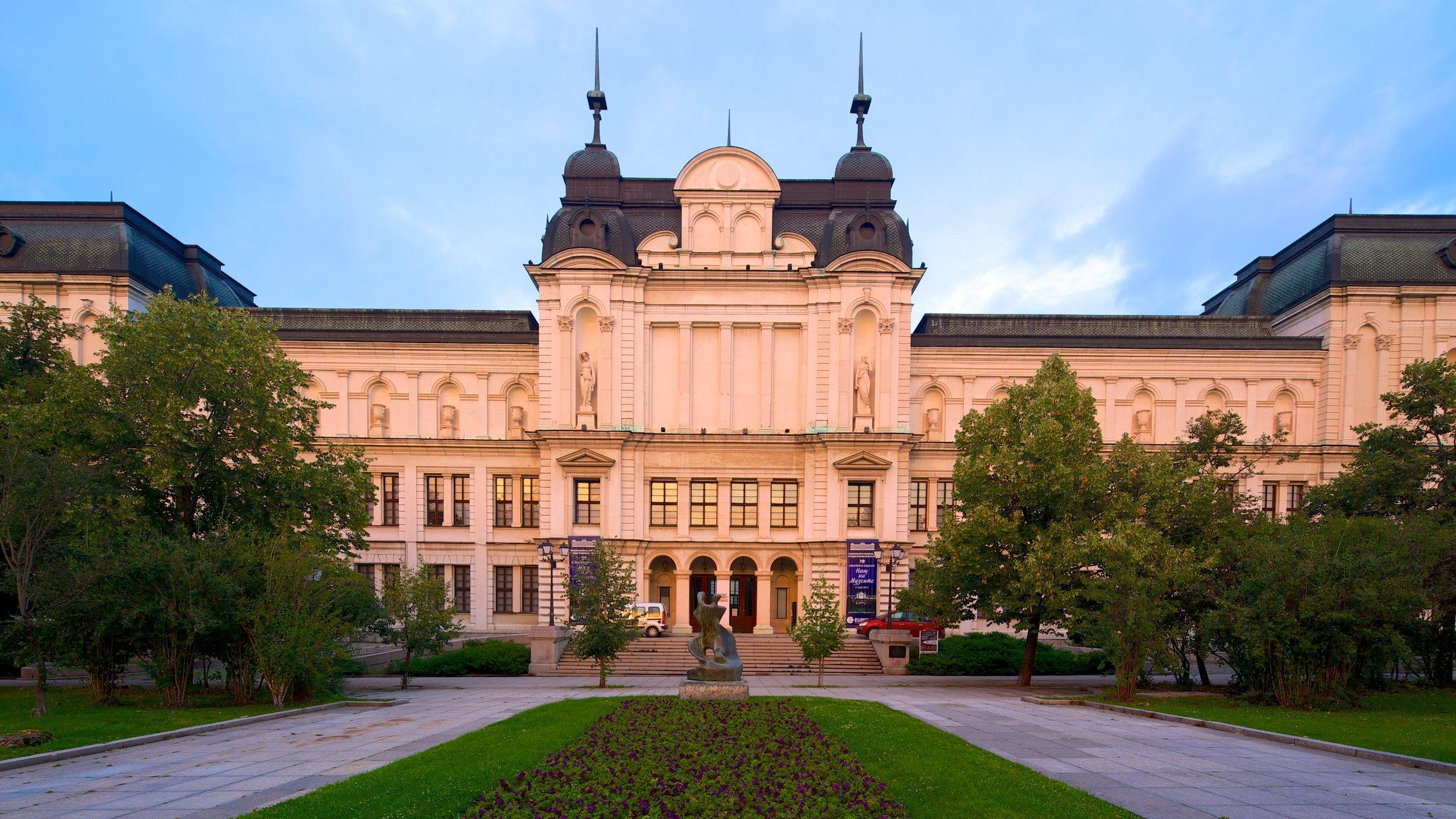 National Gallery for Foreign Art, Sofia, Sofia-city, Bulgaria