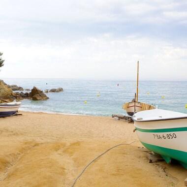 Lloret de Mar Beach