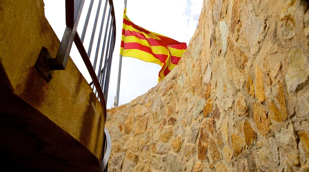 Château de Sant Joan mettant en vedette patrimoine architectural