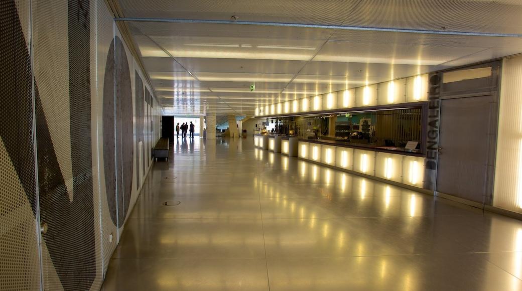 Casa da Musica som viser innendørs