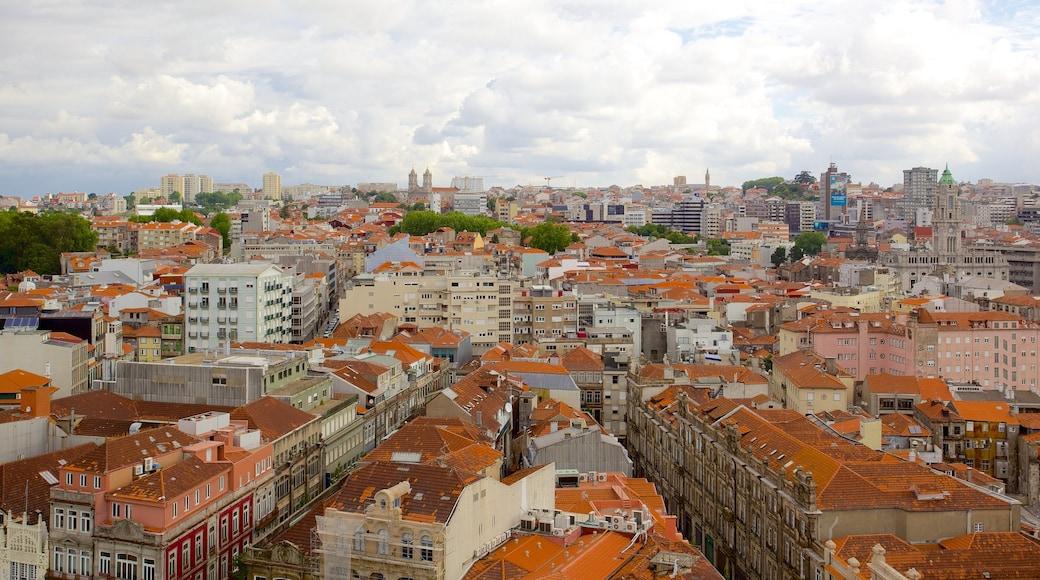 Porto som viser by