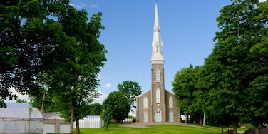 Westport which includes religious aspects and a church or cathedral