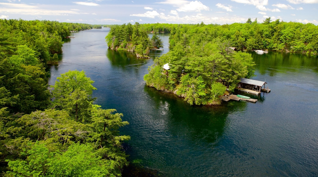 St. Lawrence Islands National Park featuring a river or creek