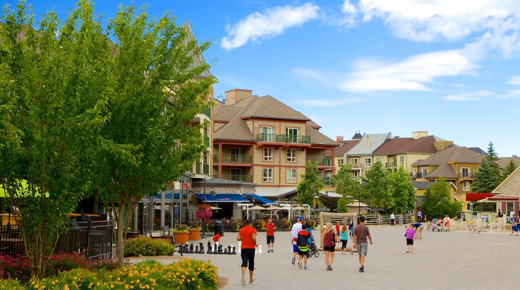 Barrie - Orillia which includes a small town or village