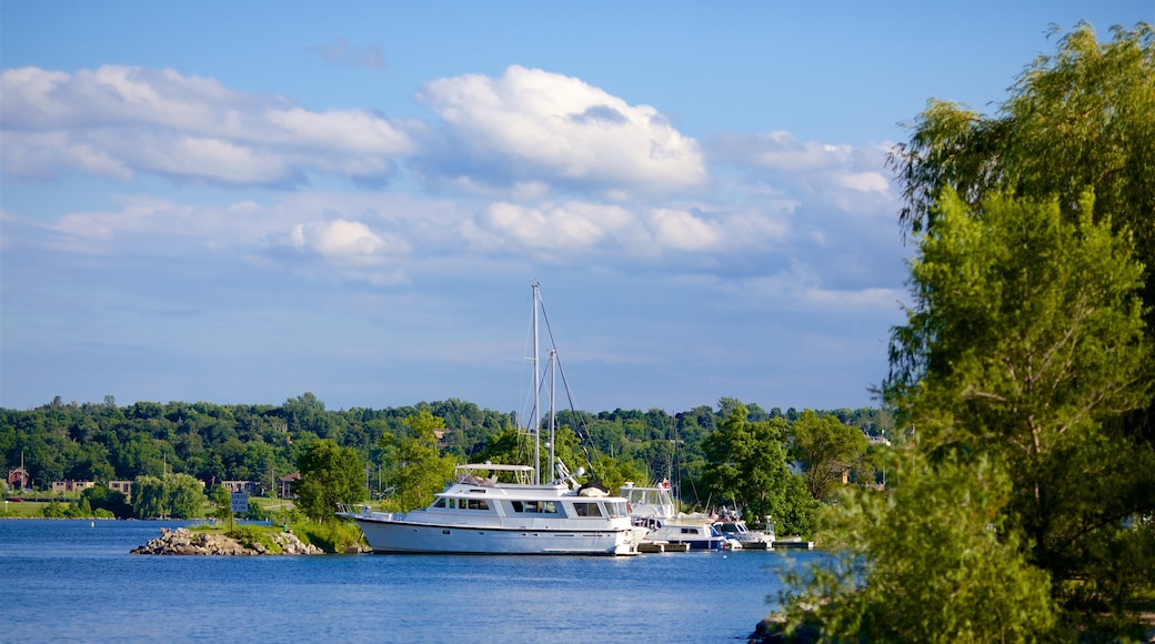 Barrie - Orillia featuring a bay or harbor