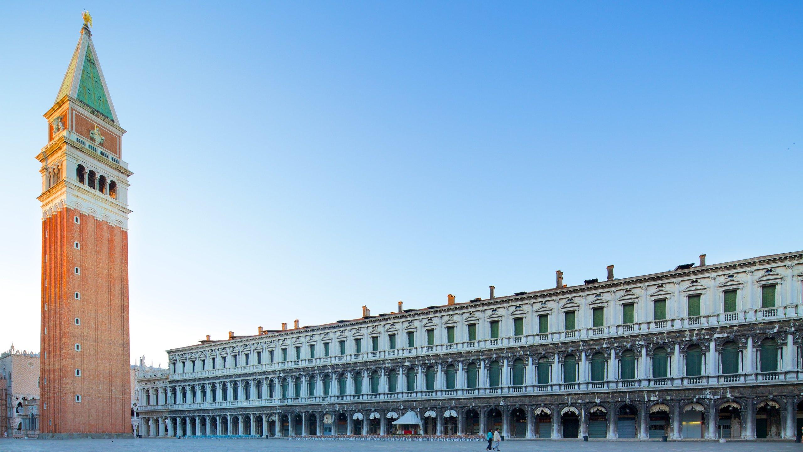 Markusturm, Venedig, Veneto, Italien