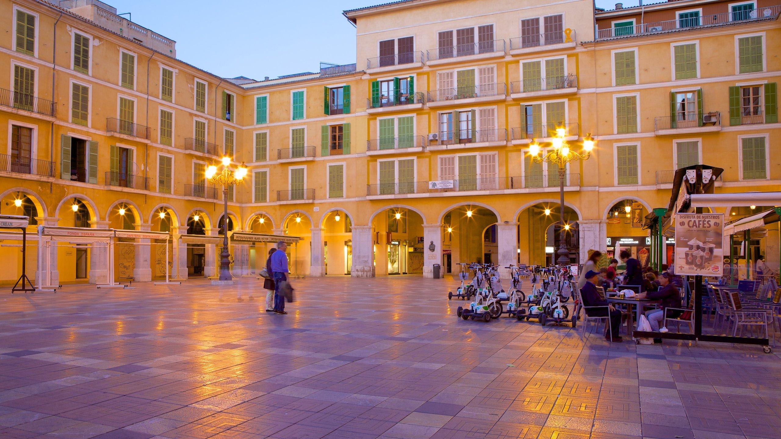 Palma de Mallorca Old Town, Palma de Mallorca, Balearic Islands, Spain