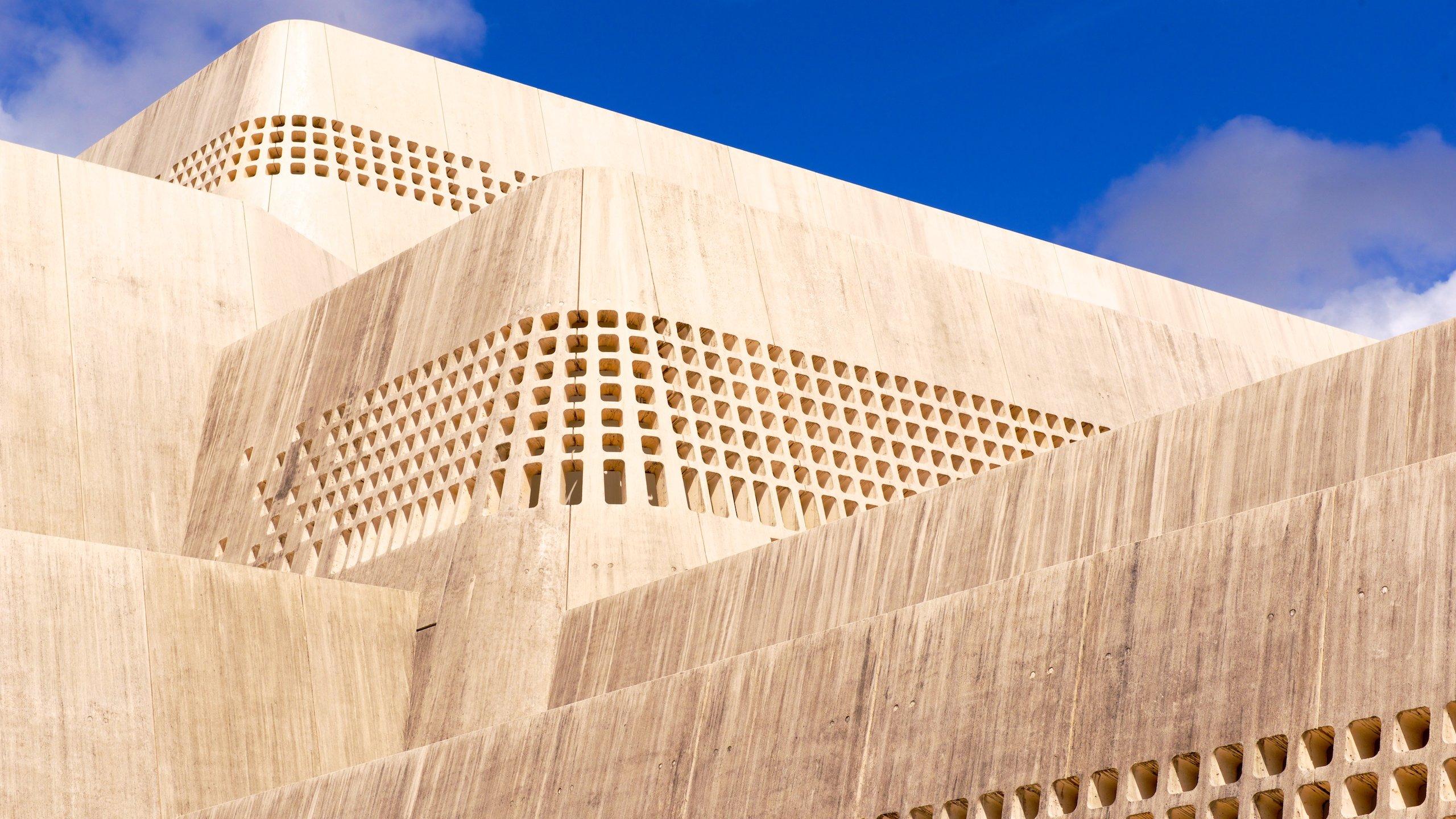 Okinawa Prefectural Museum and Art Museum, Naha, Okinawa Prefecture, Japan