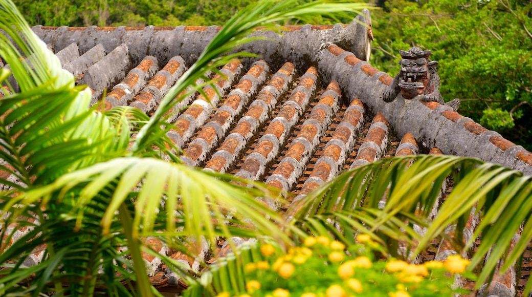 Ryukyu Mura featuring heritage architecture