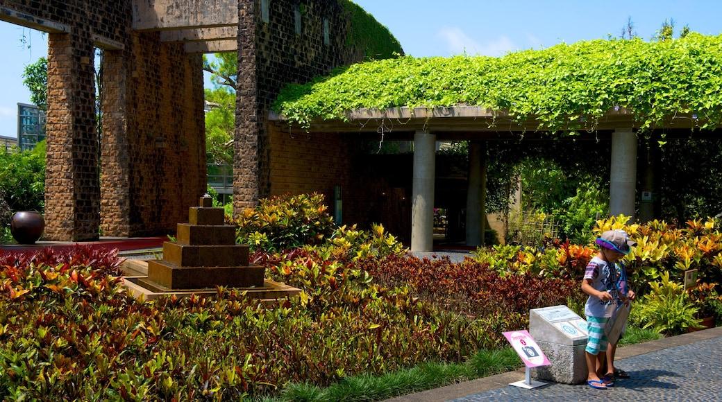 沖繩 其中包括 歷史建築 和 花園