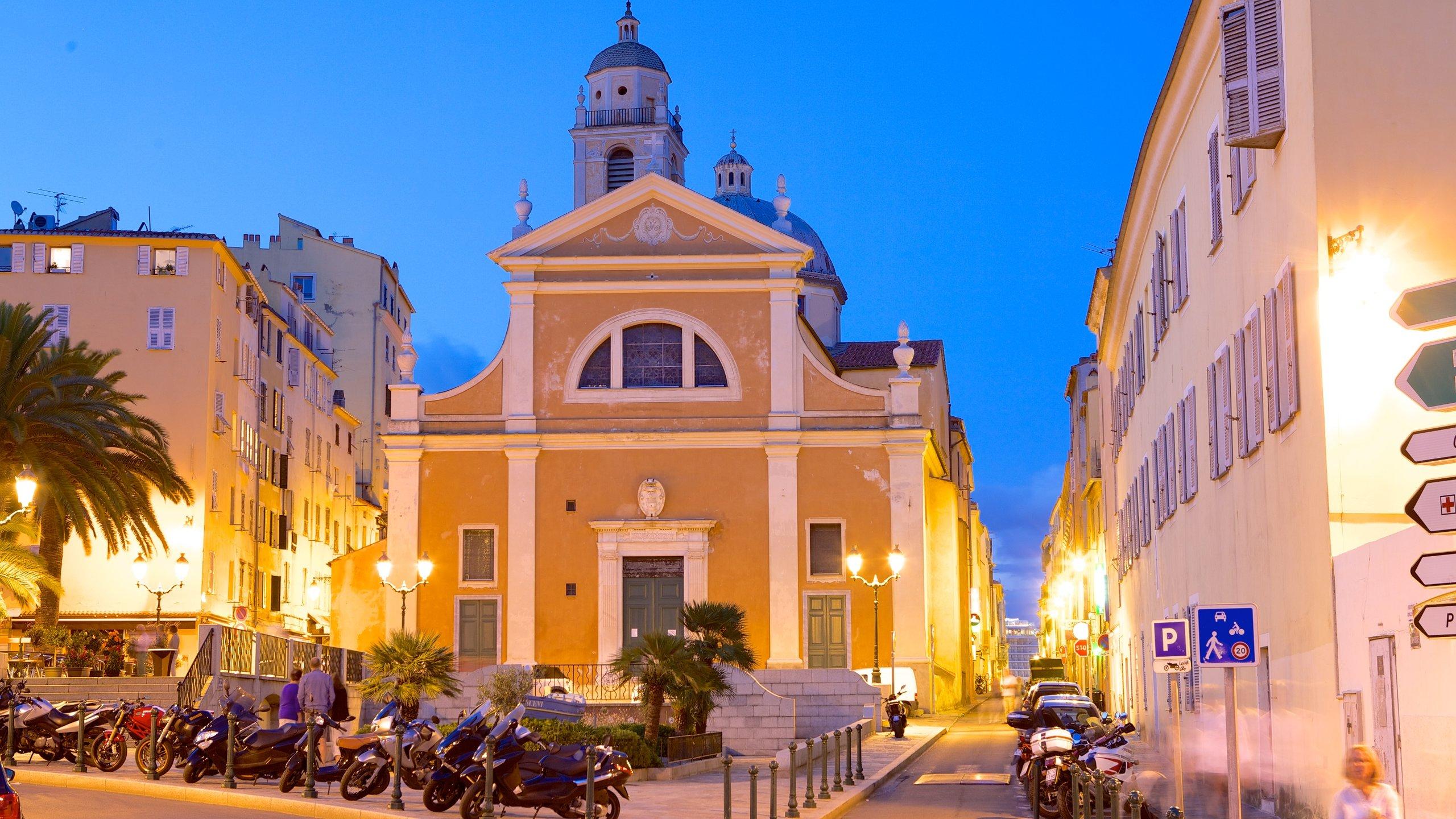 Ajaccio Cathedral, Ajaccio, Corse-du-Sud, France