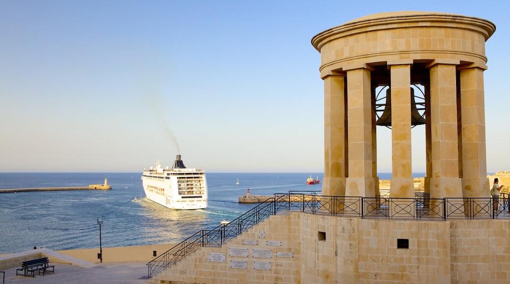 Grand Harbour welches beinhaltet Bucht oder Hafen