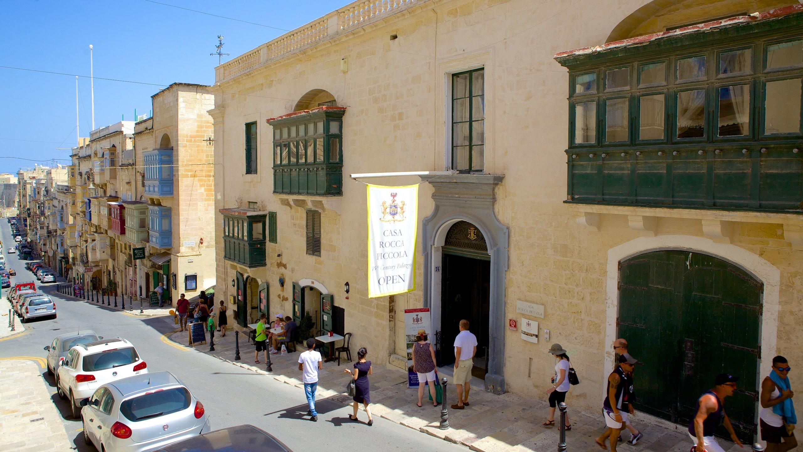 Erhaschen Sie bei einem Rundgang durch diesen Palast aus dem 16. Jahrhundert einen Blick in das Leben einer maltesischen Adelsfamilie.