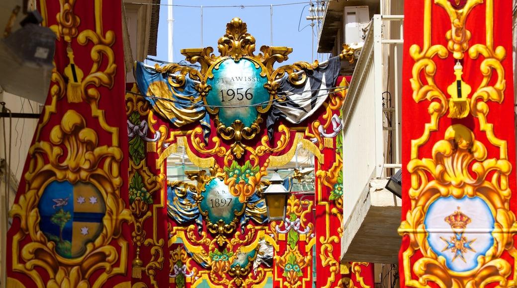 St. George\'s Basilica showing signage