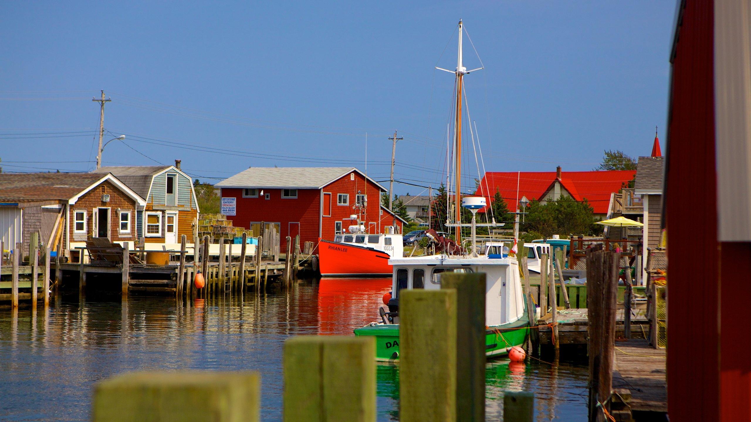 Fisherman's Cove, Eastern Passage, Nova Scotia, Canada