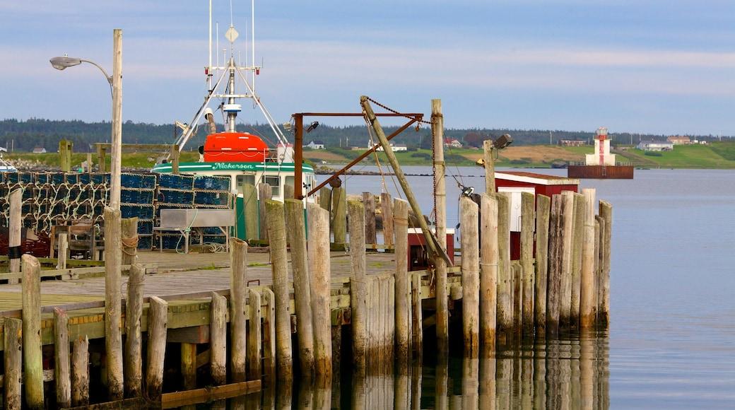 Yarmouth ofreciendo una marina