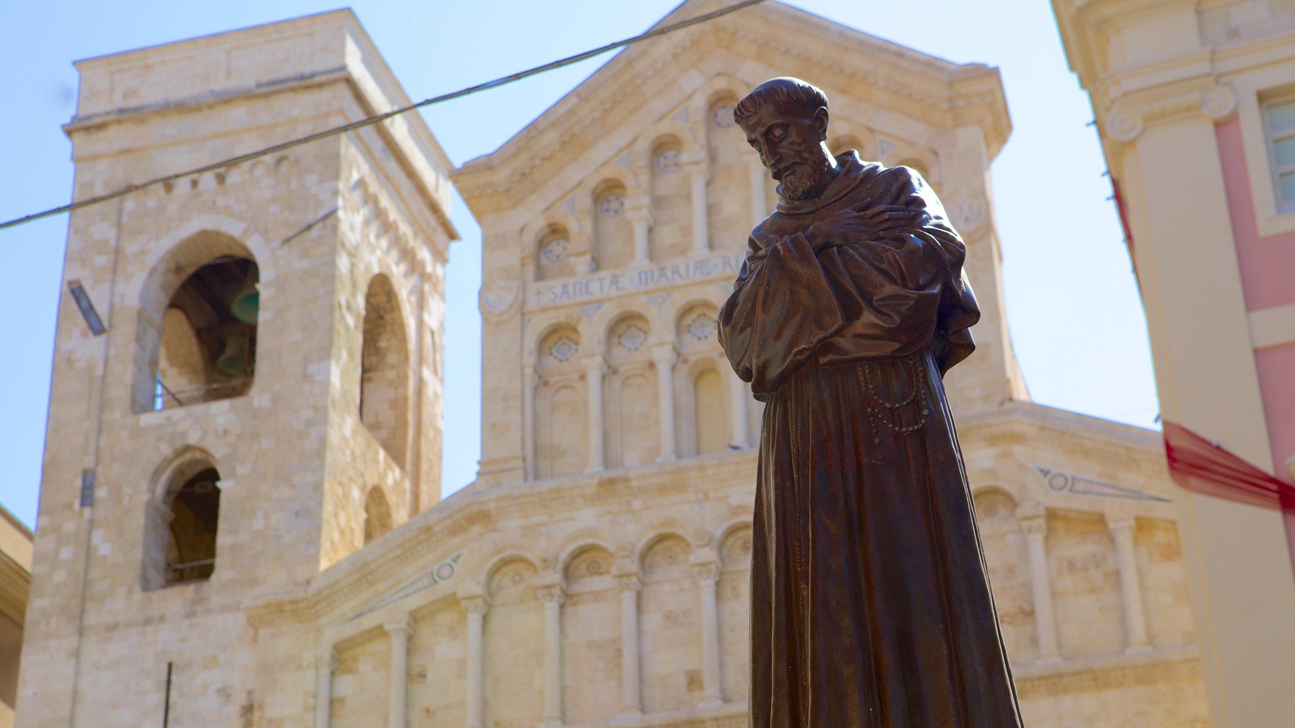 Historic Castle District, Cagliari, Sardinia, Italy