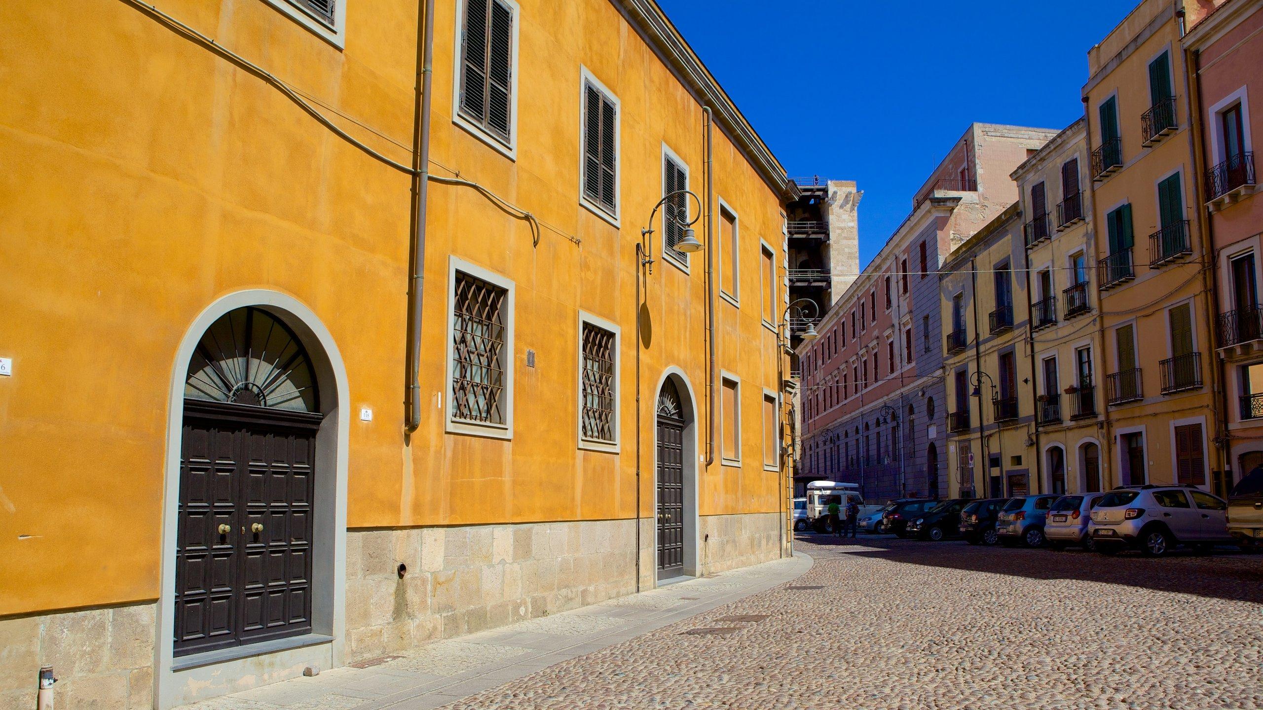 Metropolitan City of Cagliari, Sardinia, Italy