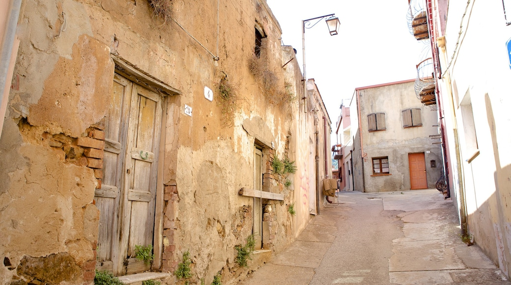 Iglesias which includes a house, heritage architecture and street scenes