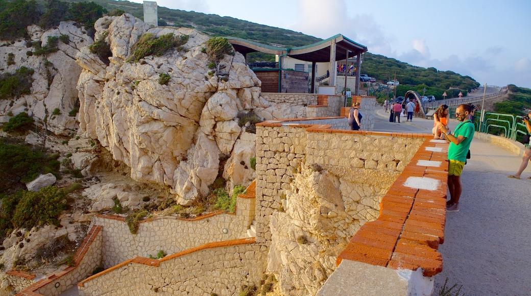 Capo Caccia ซึ่งรวมถึง ทิวทัศน์