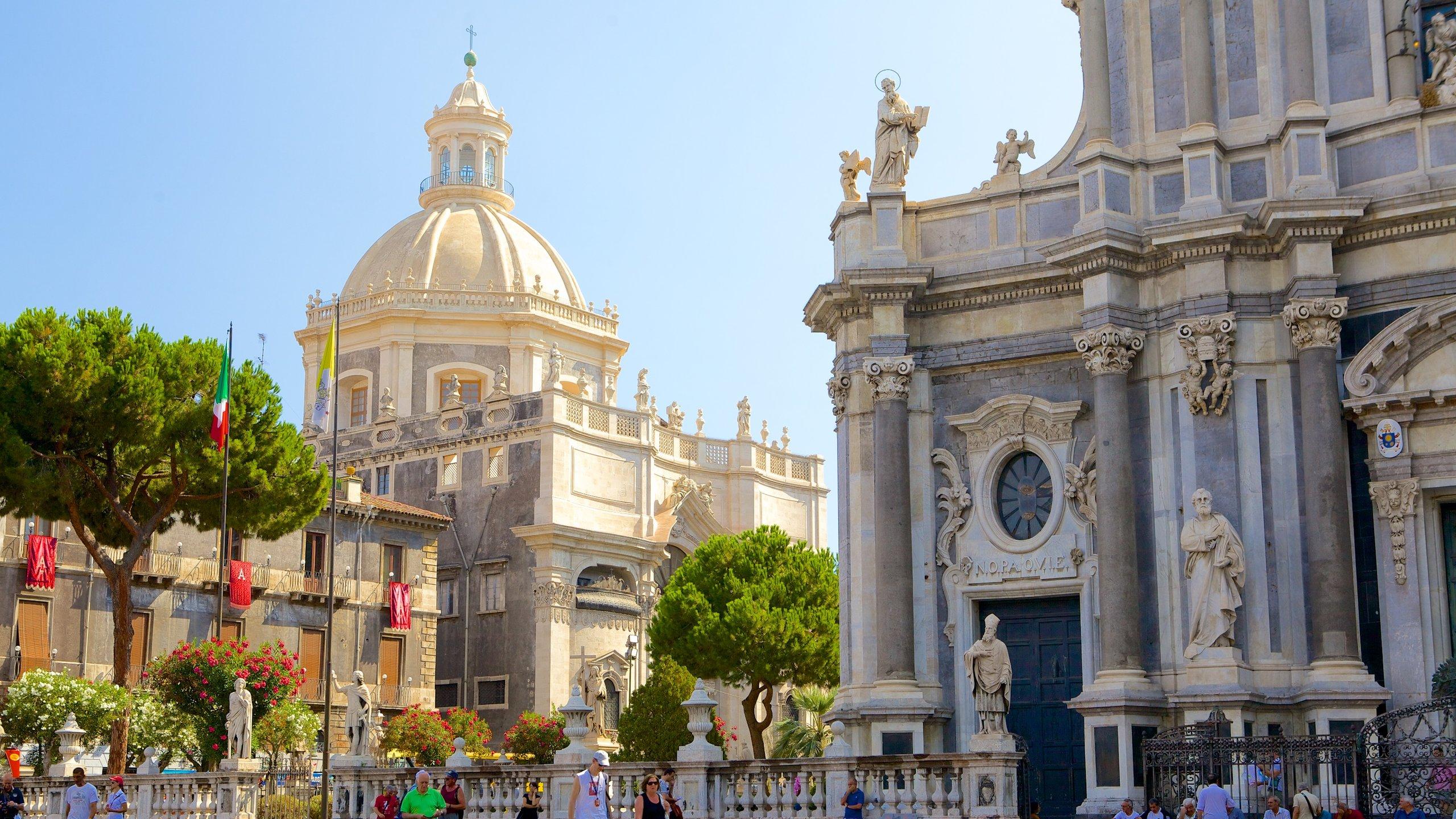 Visita Catania Scopri Il Meglio Di Catania Sicilia Nel