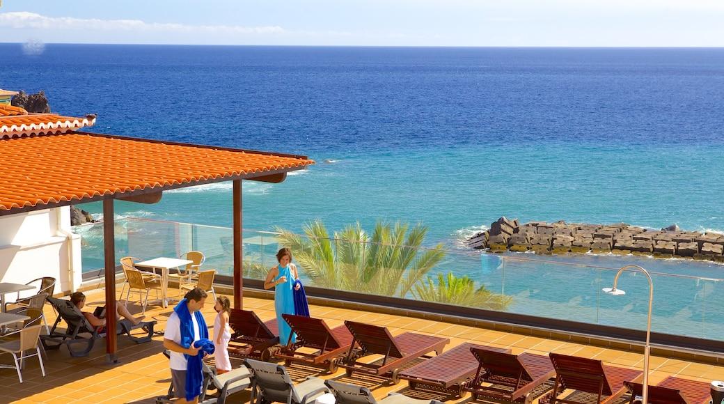Ponta do Sol bevat algemene kustgezichten
