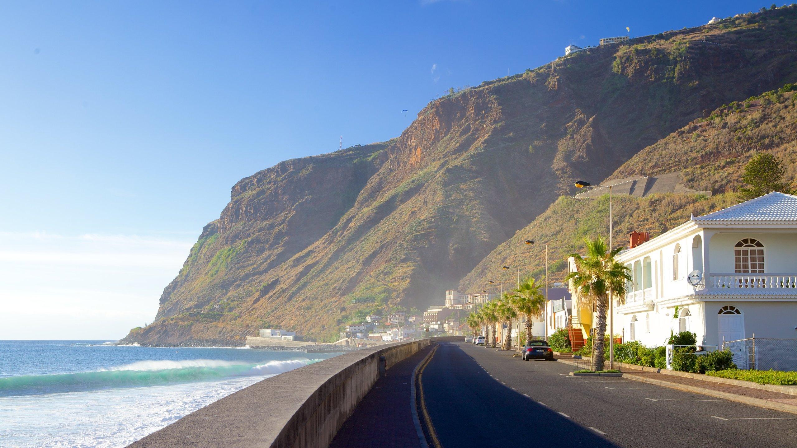 Paul do Mar, Calheta, Madeira Region, Portugal
