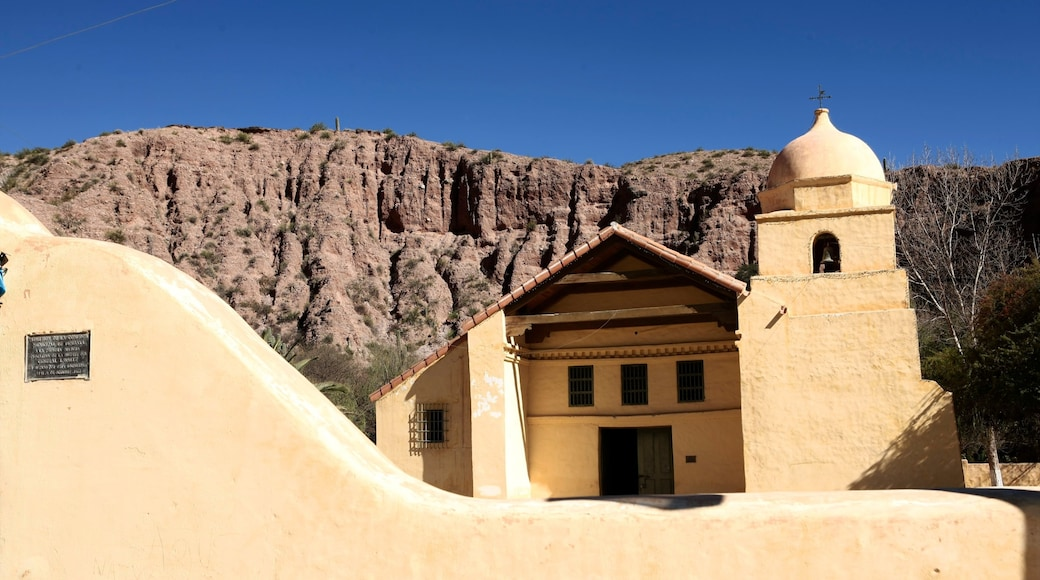 Jujuy featuring heritage architecture