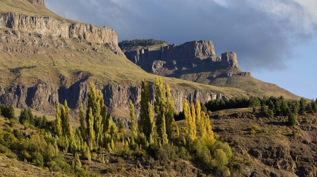 San Martin de los Andes mit einem Landschaften und Berge