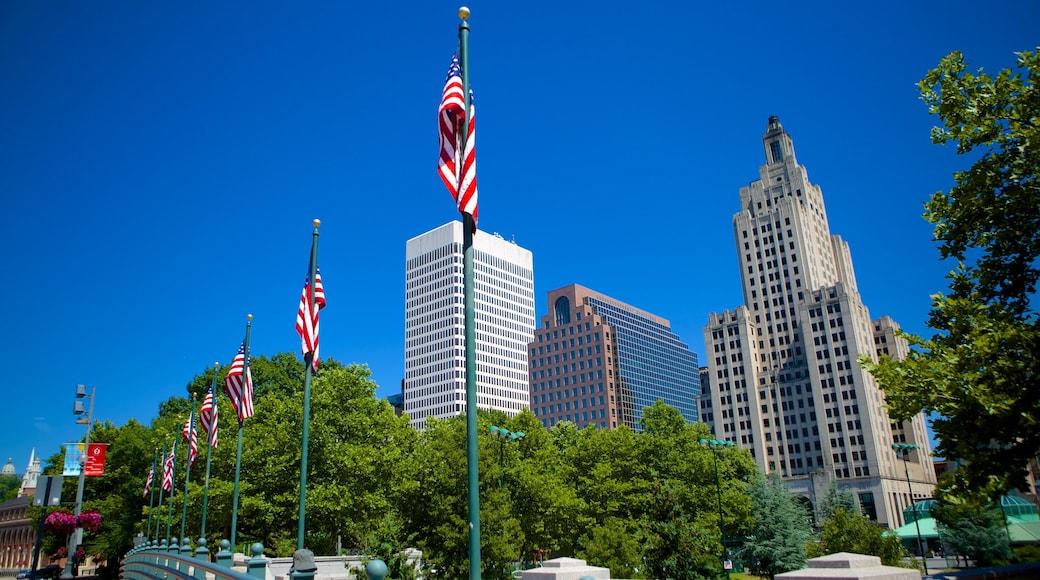 Providence ofreciendo una ciudad