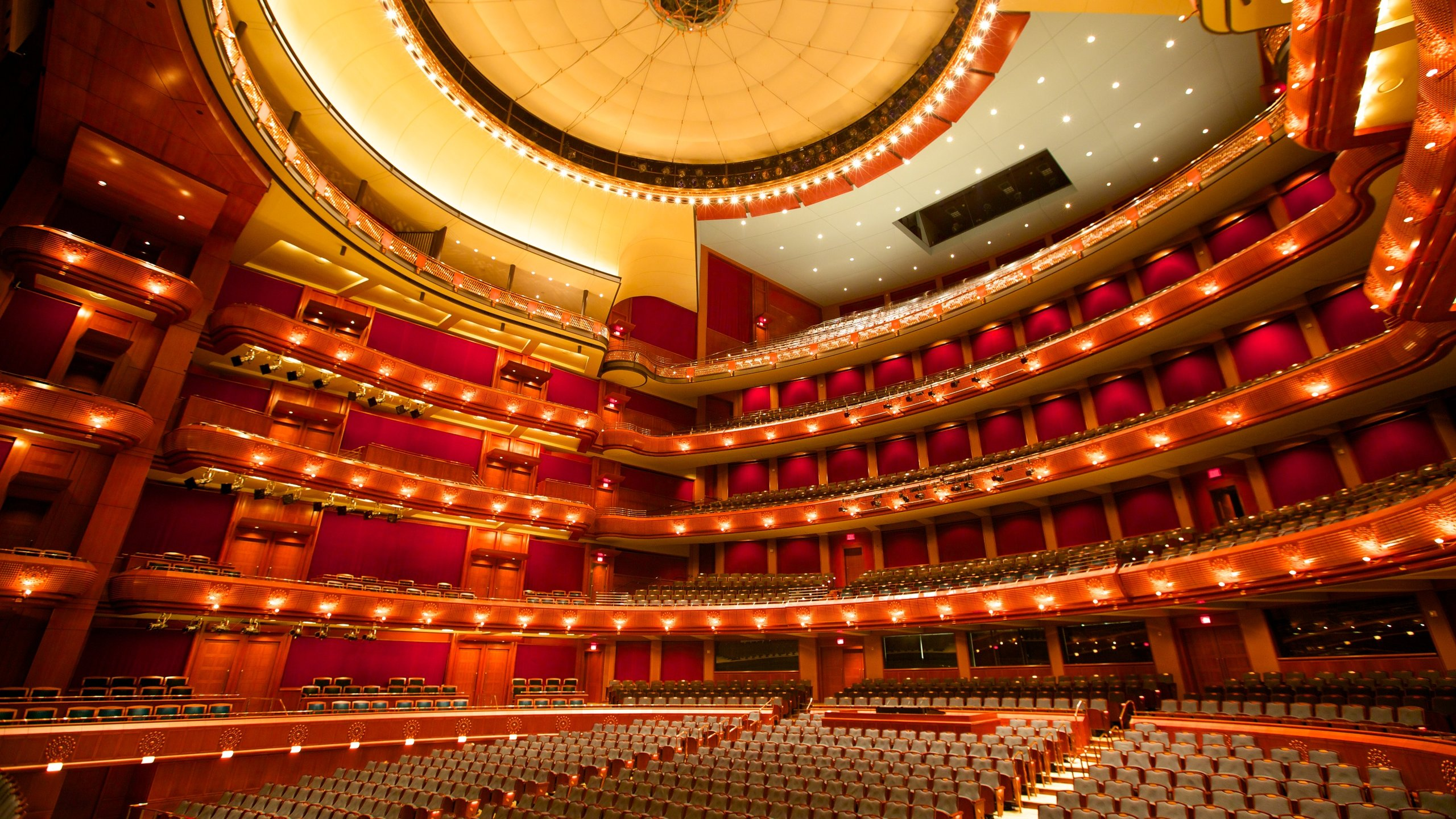 New Jersey Performing Arts Center, Newark, New Jersey, United States of America